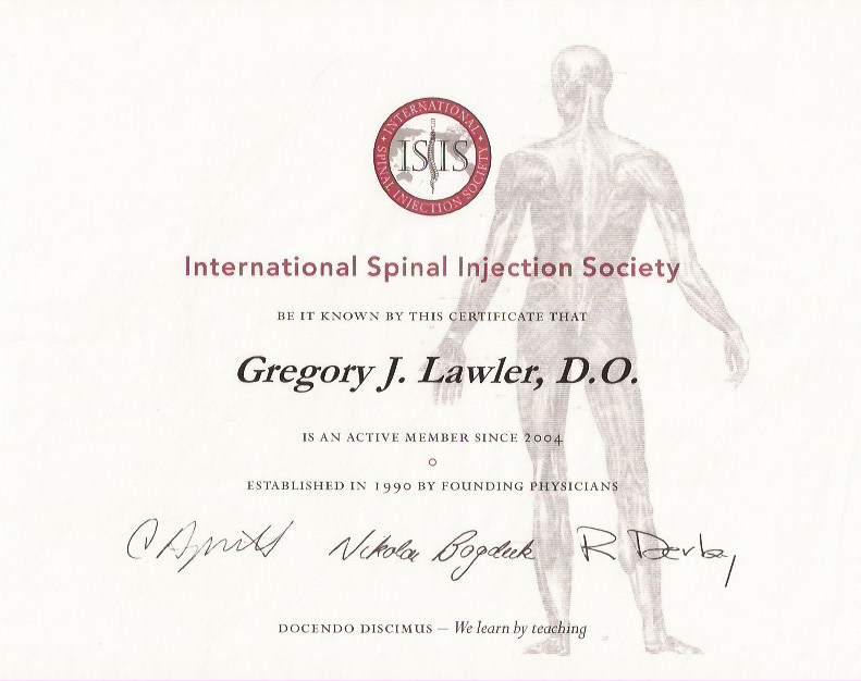 International Spine Society