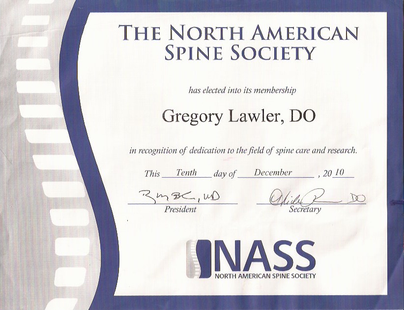 NASS Membership